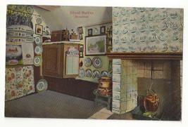 Netherlands Holland Eiland Marken Binnenhuis Interior Vtg Trenkler Postcard - $6.78