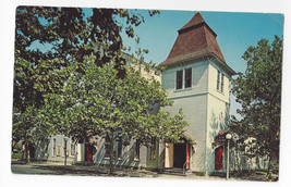 Ocean Grove NJ Young Peoples Temple Vintage Postcard - $6.49