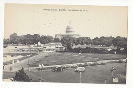 Washington DC United States Capitol Vintage Mayrose Co 1940s Postcard - $6.49