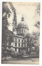 GA Atlanta Georgia State Capitol Vintage Mayrose Co 1940s Postcard - $6.49