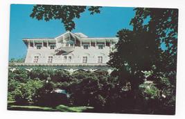 PA Jim Thorpe Asa Packer Mansion Founder Lehigh University Vintage Postcard - $6.78