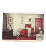 Long Island NY Sagamore Hill Oyster Bay Alice Roosevelts Bedroom Postcar... - $9.95