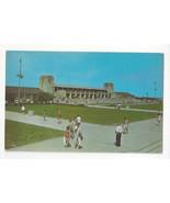 NY Long Island Jones Beach East Bath House Wantagh Vtg Chrome Postcard - $6.78