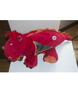 Stuffies Blaze The Red Dragon - $19.95