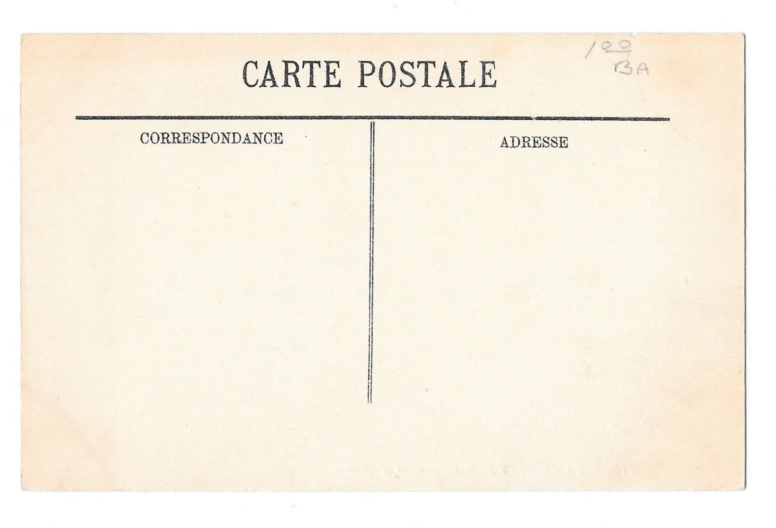 France Paris Place Vendome et la Colonne Vtg Lucien Levy Postcard c 1910