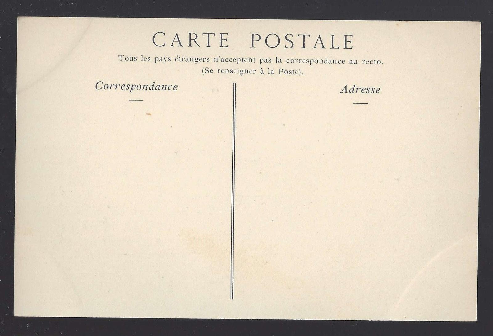 France Paris Hotel de Ville Vtg Neurdein Postcard c 1910