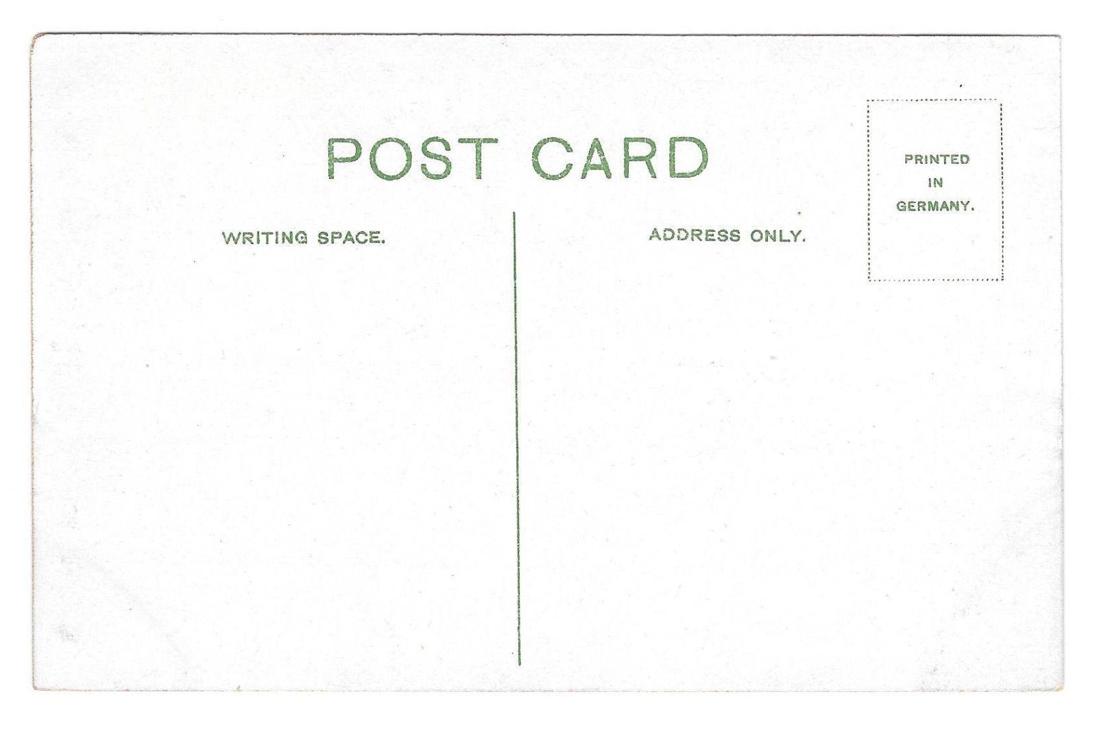 UK London Royal Exchange and Bank Vtg Postcard
