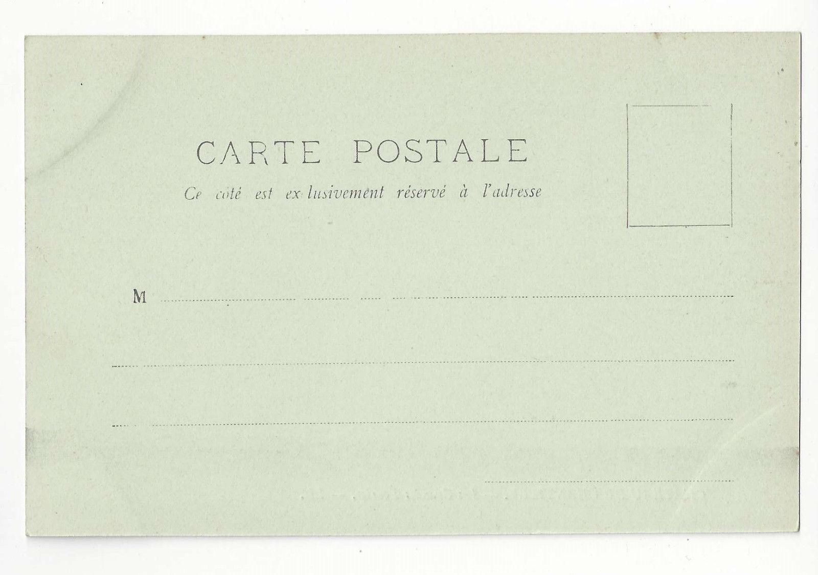 France Chateau Chantilly Les Grandes Ecuries Stables Vtg Lucien Levy Postcard