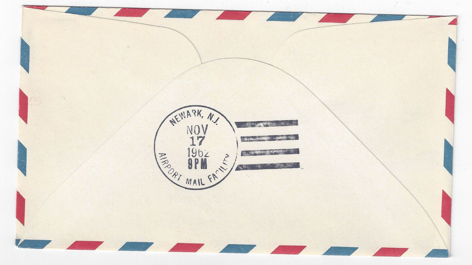 Dulles International Airport Dedication Cover 1962 AMF UC34