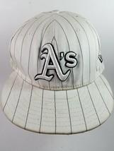 Oakland A's Baseball Cap Hat New Era 59Fifty - $24.24