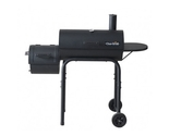 Char broil american 3 in 1 charcoal firebox meat smoker bbq grill patio outdoor thumb155 crop