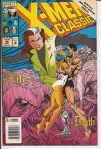 Marvel X-Men Classic #90 Mutant Monsters Action Adventure - $2.95