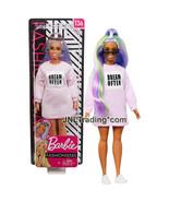 Year 2019 Fashionistas 12 Inch Doll #136 Curvy Hispanic Barbie Dream Oft... - $24.99