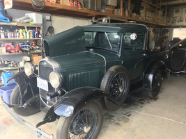 1931 Ford Model A Wide Bed For Sale In MIRA LOMA, CA 92509 image 1