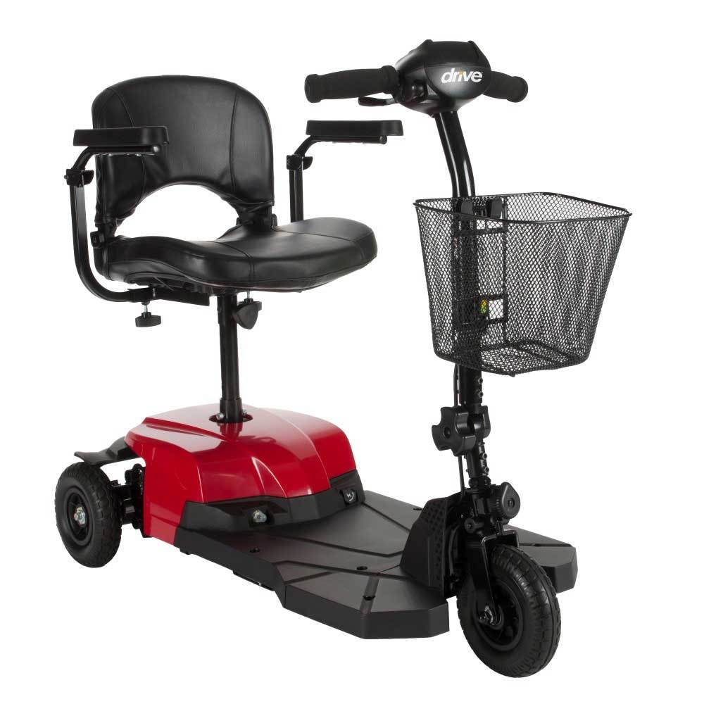 Drive Medical Bobcat X3 Compact Power Scooter 4-Wheel