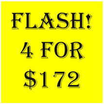 WED-THURS PICK ANY 4 FOR $172  DEAL BEST OFFERS DISCOUNT MAGICK  - $172.00