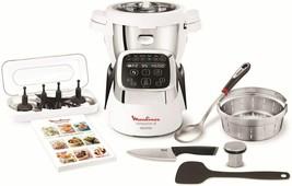 Moulinex Cuisine Companion HF806E10 Robot Kitchen 6 Programmes 152.2oz 6... - $1,072.51