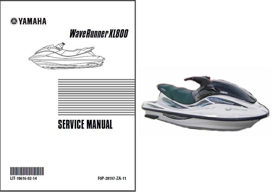 yamaha waverunner xl800 jet ski service and 49 similar items rh bonanza com yamaha waverunner service manual yamaha waverunner owners manual free