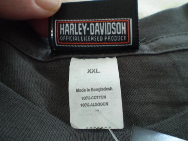 Harley-Davidson Cafe Dark Gray XXL T-Shirt Las Vegas, Nevada NWT