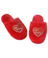 Valentine Red Women's Size M (7-8) Plush Slippe... - $16.00