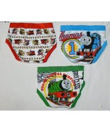 Thomas and Friends Size 4T  3 pr Boys Brief Pack Underwear  NWT Made in USA - $13.99