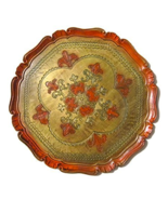 Vintage Italian Florentine Gilt Cocktail Tray - $55.00