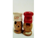 Wooden salt and pepper shakers little chef 01 thumb155 crop