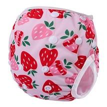 Storeofbaby Reusable Baby Swim Diaper Adjustable Swimwear for Toddlers 0... - $9.96