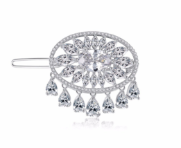 New Arrival Modeling Hair Accessory Fashion Clear Cubic Zirconia - €16,82 EUR
