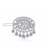 New Arrival Modeling Hair Accessory Fashion Clear Cubic Zirconia - $25.11 CAD