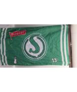Saskatchewan Roughrider/Old Style Pilsner Flag - Classic Logo Version- 2... - $39.00