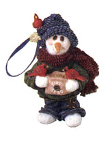 "Boyds Snow Dooodes ""Willy B Speedy""  Ornament -#25051- 2E- NIB-Retired - $19.99"
