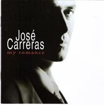 Jose Carreras CD My Romance - $1.99
