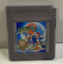 Super Mario Land 2: 6 Golden Coins (Nintendo Game Boy, 1992) Authentic T... - $21.99