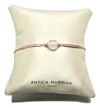 Armband Antica Murrina Venezia 925 Silber und Glas Murano AMVJWBT009C03 - $63.67