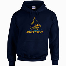 232 Boats N Hoes Hoodie step movie brothers music hip hop funny All Sizes/Colors - $30.00