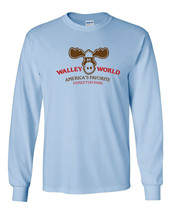236 Walley World Long Sleeve Shirt funny vacation 80s movie new All Sizes/Colors - $18.00