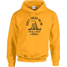 217 Don't Tread on Me Hoodie snake america revolution 1776 cool All Sizes/Colors - $30.00