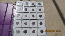 A 1909 VDB to 2018 P/D/S Collection of Circulated/Uncirculated  Cents!!  - $230.00