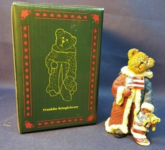 Boyds Bears & Friends, The Bearstone Collection, #228478PAW PEACE ON EAR... - $7.95