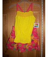 Fashion Gift Healthtex Baby Clothes 24M Girl Skort Outfit Pink Tropical ... - $14.24