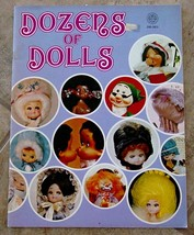 Vintage Patterns 40-Page Booklet: DOZENS OF DOL... - $17.99