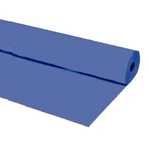 """40""""x300 ft ROYAL BLUE Economy Banquet Roll Plastic Table Cloth - $29.95"""