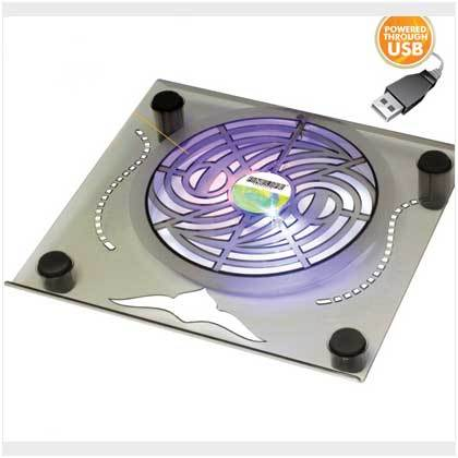 Laptop Cooling Pad Universal Size with powerful fan