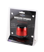 BLUETOOTH Speaker  Red hands-free wireless - $29.95