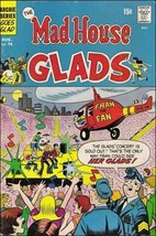 Archie The Madhouse Glads #74 Vg - £1.60 GBP