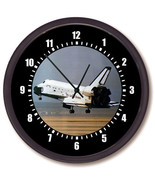 "New USA SPACE SHUTTLE 10"" Wall Clock APOLLO 13 Landing No Problem, Houston - $28.66"