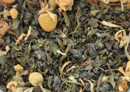 Teas2u Delicious 'Golden Dragon' Herbal Tea Blend - 16oz./454 grams - $29.95