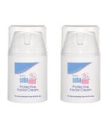 2X SEBAMED Baby Protective Facial Cream 50ml - $55.50