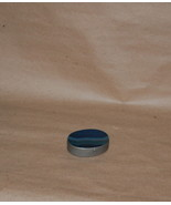 Antique Victorian Blue Banded Scottish Agate Oval Snuff Box - $325.00